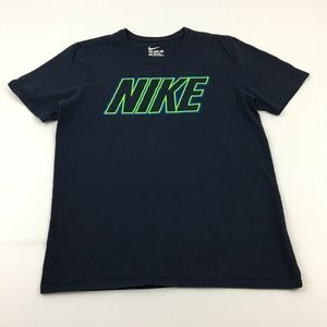 Nike Classic Logo Tee Gym Active T Shirt Size M